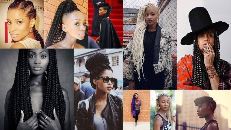 10 idées et inspirations de coiffures avec tresses